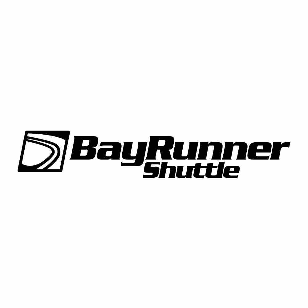 Bay Runner Shuttle Logo