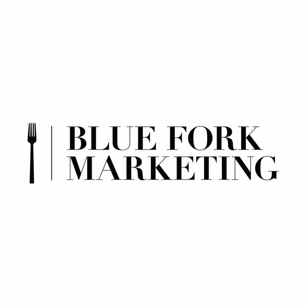 Blue Fork Marketing Logo