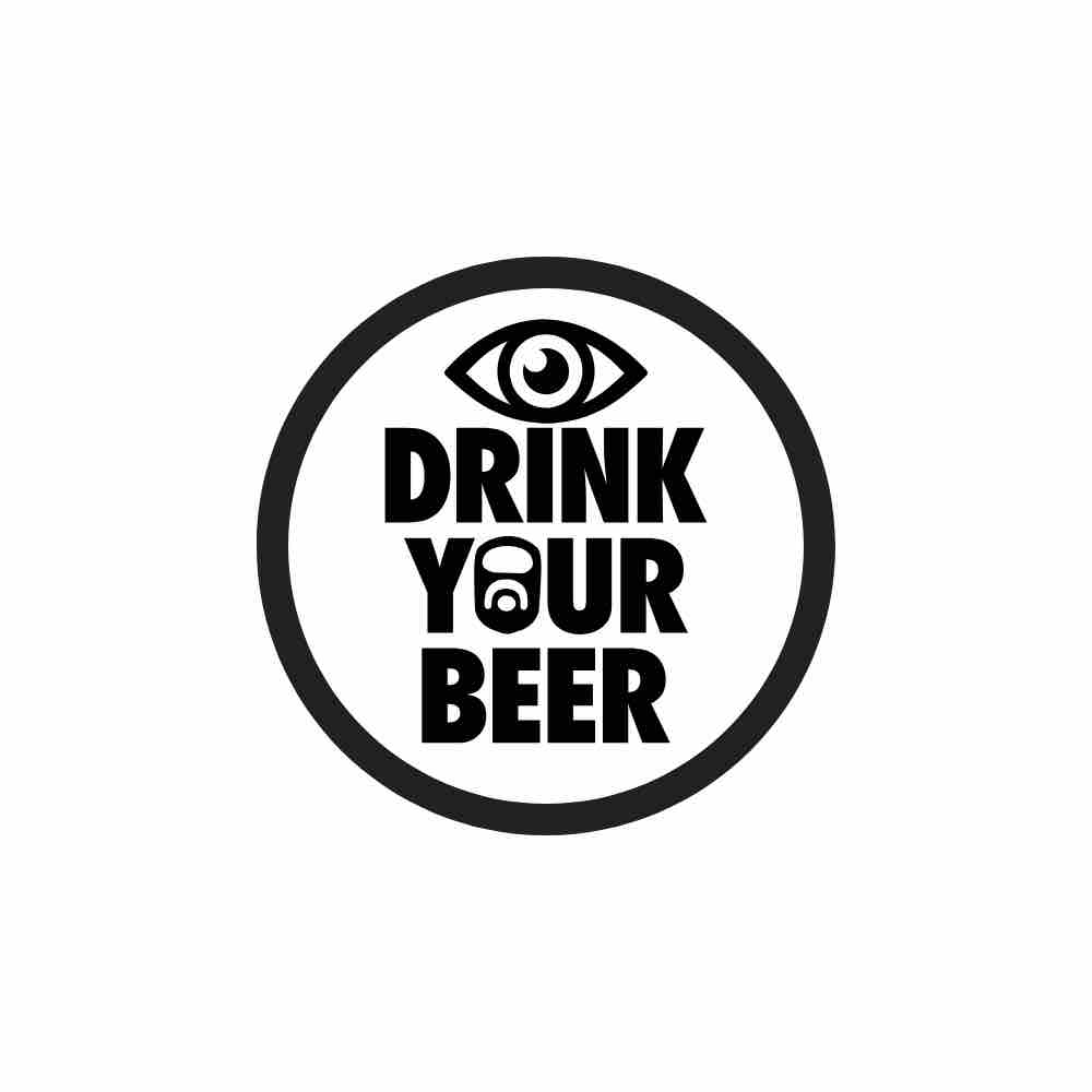 I Drink Your Beer Logo