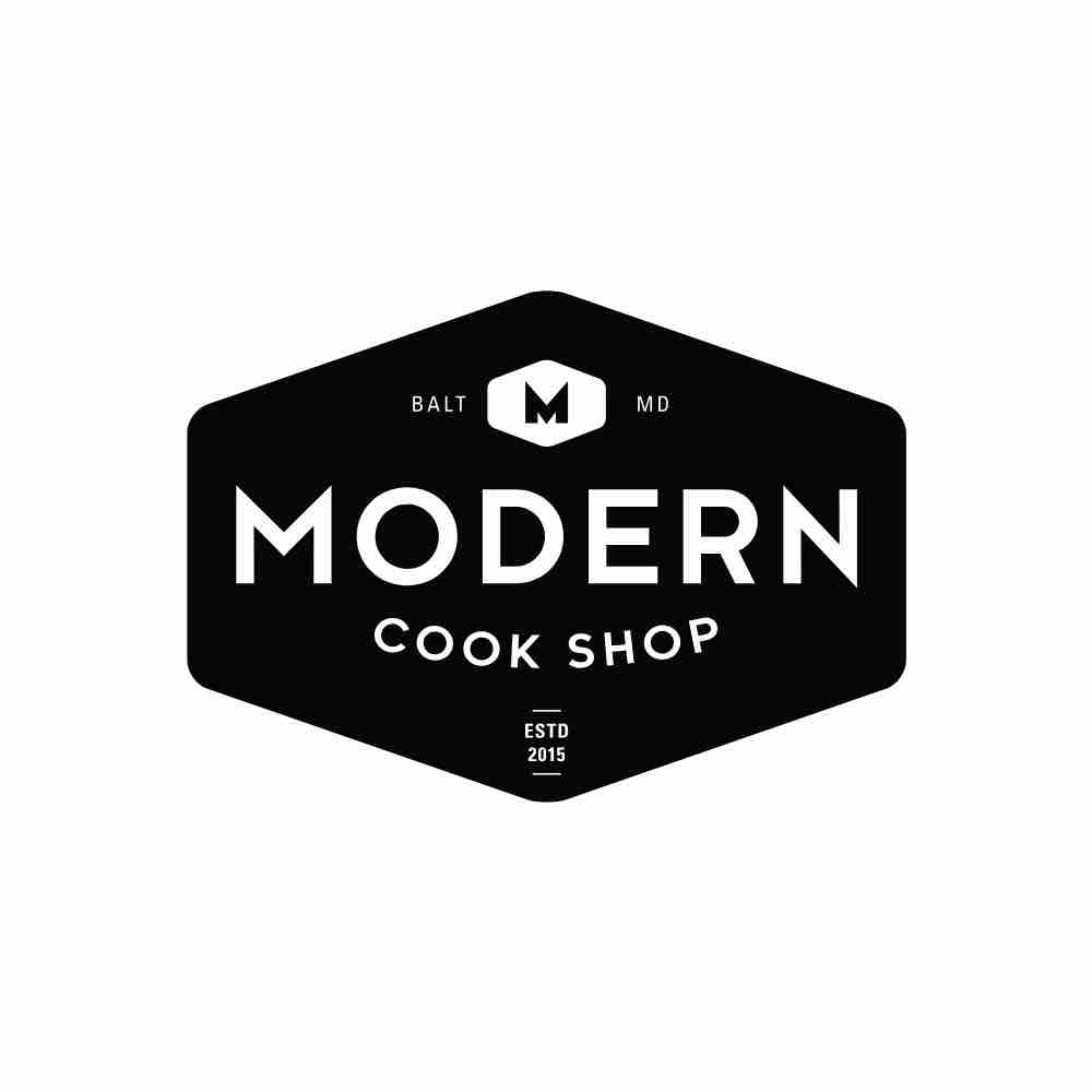 Modern Cook Shop Logo