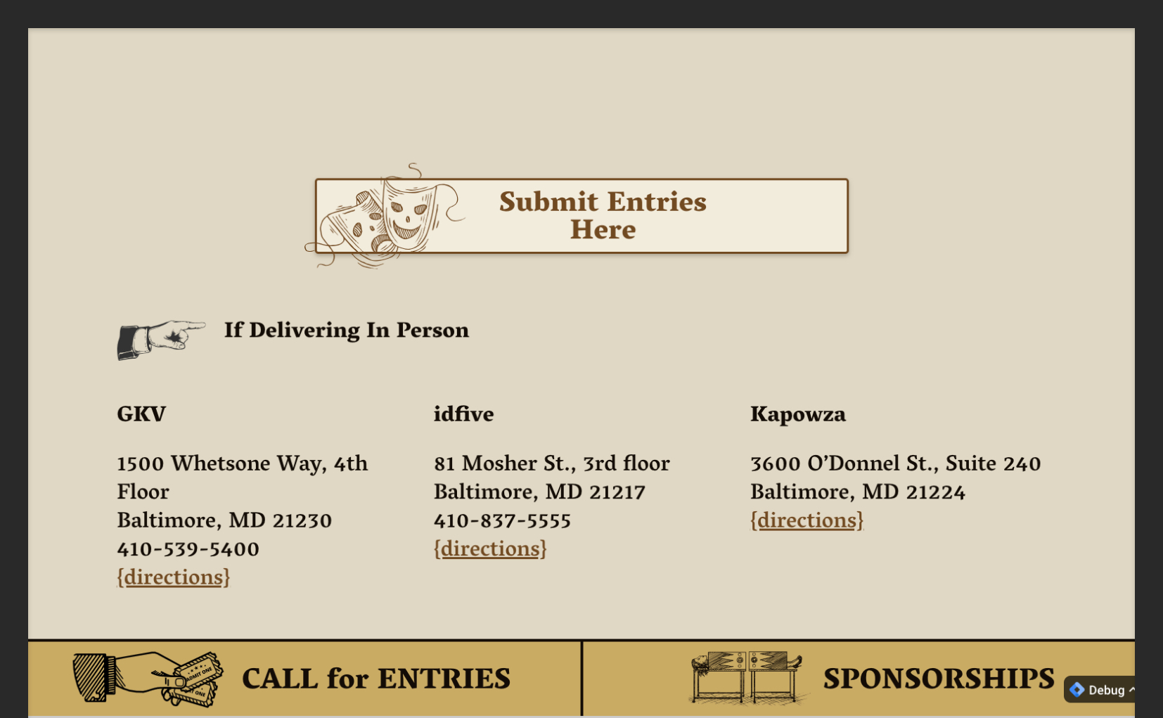 ADDYs Submit Page 2