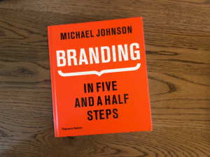 Branding in 5.5 Steps Book