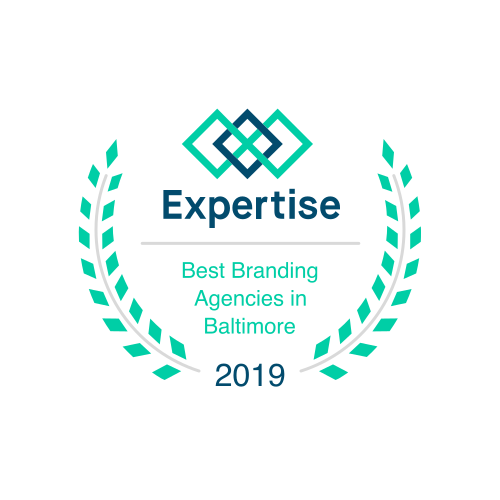 Best Branding Agency Baltimore 2019 Expertise Badge