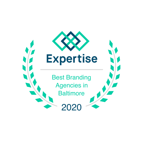 Best Branding Agency Baltimore 2020 Expertise Badge