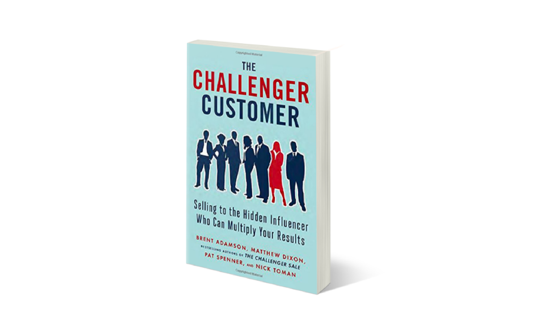The Challenger Customer